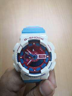 Used G-shock