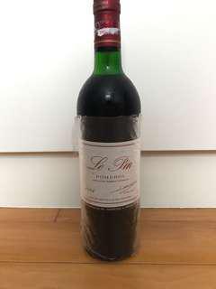 法國紅酒 Le Pin Pomerol 1986