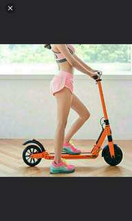 brand new etwow aka zoom air 2 electric scooter in singaporr