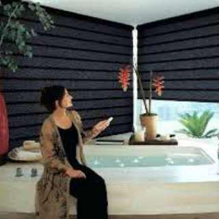 Motorized blinds/ electric curtains/ remote control