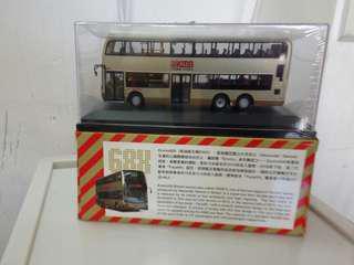 丹尼士歐盟第五代環保巴士二米(68x)