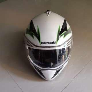 Helm kawasaki