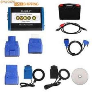 FVDI 2 V6.3 Software for Renault Commander USB Dongle Key Programmer