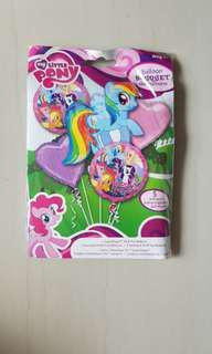 My little pony balloon (authentic)