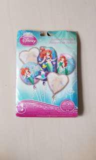 Disney princess Ariel balloon (authentic)