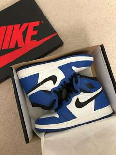 *PRICE DROP* Jordan Game Royal 1s