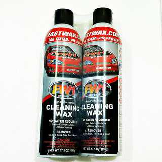 FW1 FastWax Waterless Car Wash and Cleaning Wax (BUY 1 FREE 1)