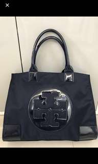 Tory Burch Bag ( large size ) French blue
