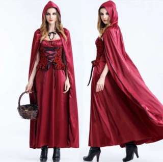 Little Red riding hood Costume cosplay