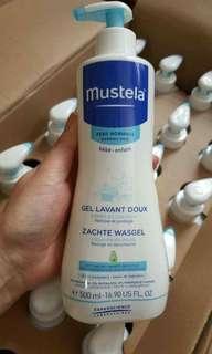 法國🇫🇷Mustela初生嬰兒二合一洗髮沐浴露500ml