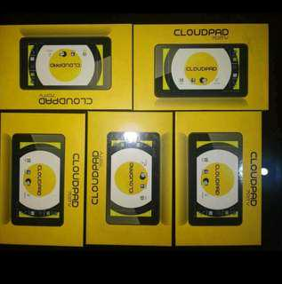 Cloudpad 701TV Tablet Phone dual sim 09227022400
