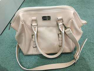 NEW Forever new pink handbag