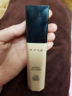 Kate Powdery Skin Maker Foundation