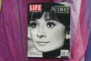 For Audrey Hepburn fans: Remembering Audrey