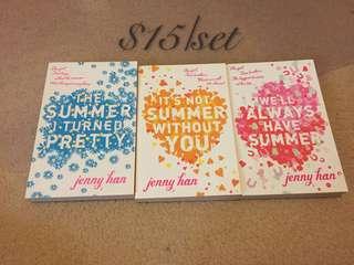 Various book sets