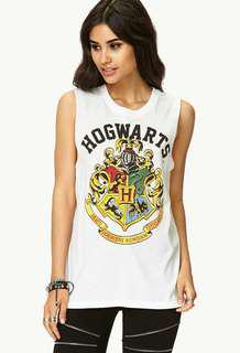 Forever 21 x Hogwarts Muscle Tank