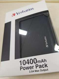 Verbatim 10400mAh Power Pack