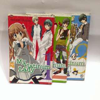 My Platinum Lady by Yagami Chitose (KOMIK MURAH)