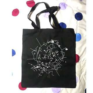 Tote Bag Constellation