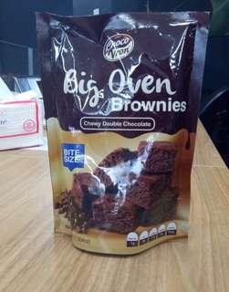 Big Oven Brownies