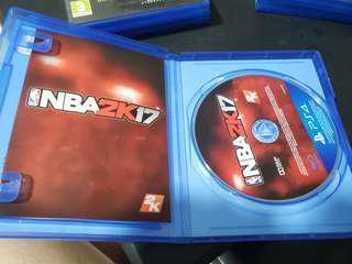 Ps4 NBA2K17