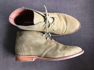 Gorman leather ankle boots