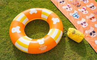 BEARBRICK Swim Ring