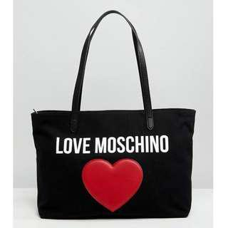 Love Moschino Heart Tote (BSO)