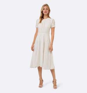 Forever new porcelain laced dress