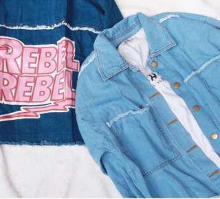 Rebel jacket jeans