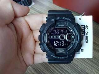 Original G shock GD-100-1B