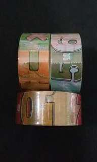 兒童郵票—趣味數字與符號 MT 膠紙