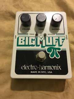 EHX Big Muff Pi Wicker