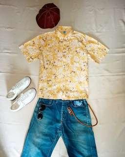 🇯🇵日本沖繩製Okinawa Story Hawaii Shirt