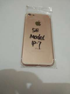 casing atau backdor iphone 5 5G 6 6 plus model 7