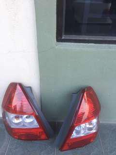 Lampu Belakang Honda Jazz