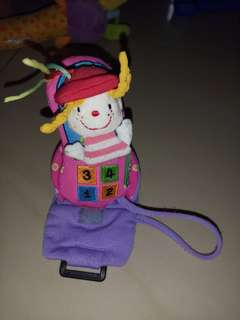 K's kids soft phone (boneka bentuk telepon)