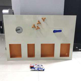 White Board 白板連用具 環保價$35