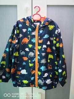 Warm jacket polyester