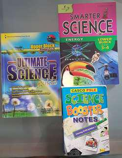 Primary Science Guide / Assessment / Textbooks