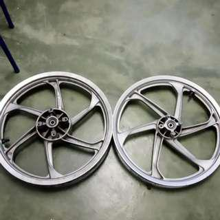 LOOKING FOR 125Z RIMS