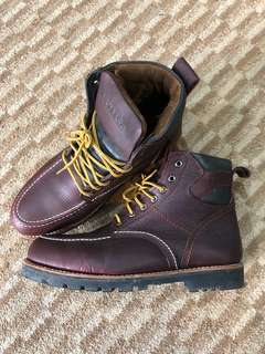 Police Safety Shoes/Boots (Steeltoe)