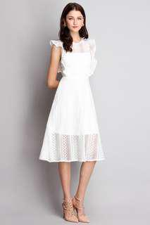 Magical Moments Dress In Classic White