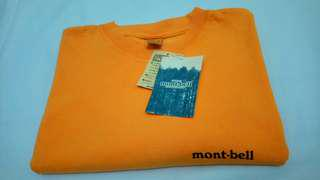 Mont Bell outdoor shirt