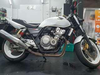 Honda CB400 Revo 2008