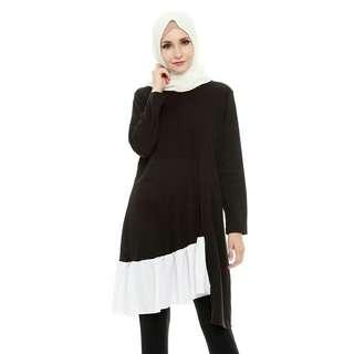 #merdeka73 mybamus shabay tunik black bagus dan murah