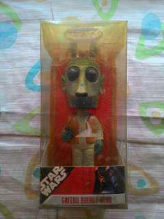 "Star Wars ""Greedo"" Bobble Head"