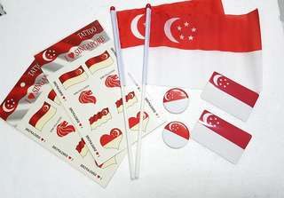 Singapore National Day Celebration Goodies Bag