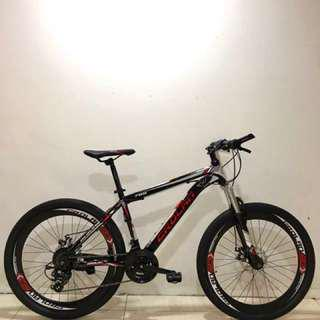 "(Sold out)26"" Crolan Trail 2.0 Mountain Bike"