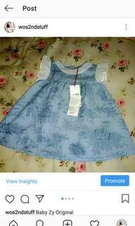Zippy dress NWT